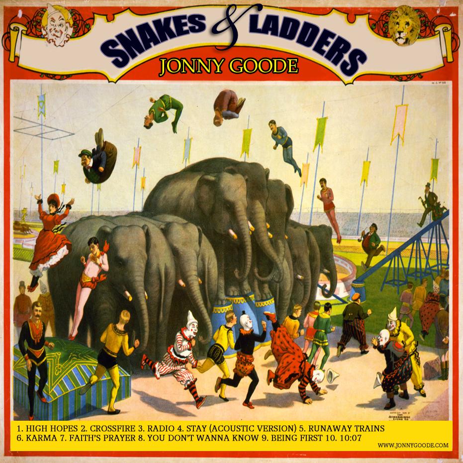 Jonny Goode - Snakes & Ladders