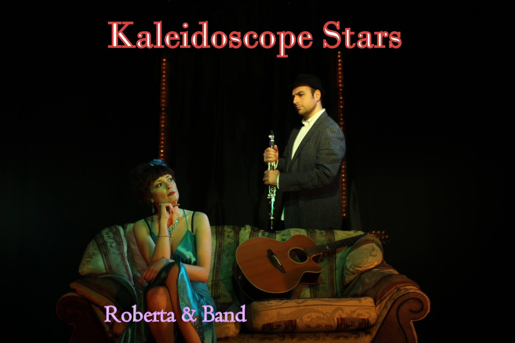 Roberta De Francia & Band – Kaleidoscope Stars