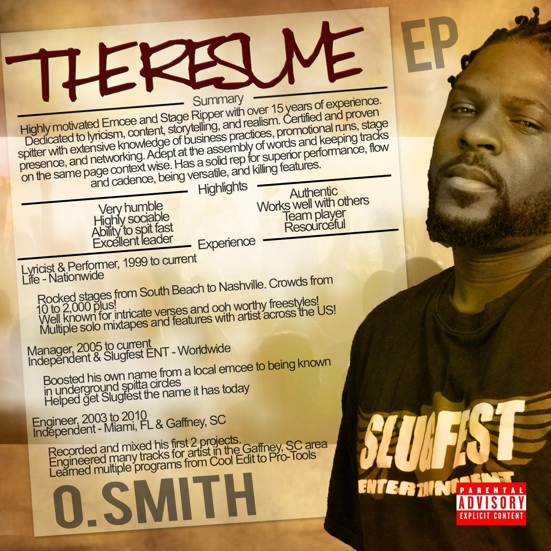 O. Smith – Resume