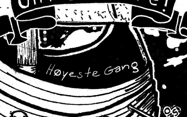 Oh My Snare! – Høyeste Gang