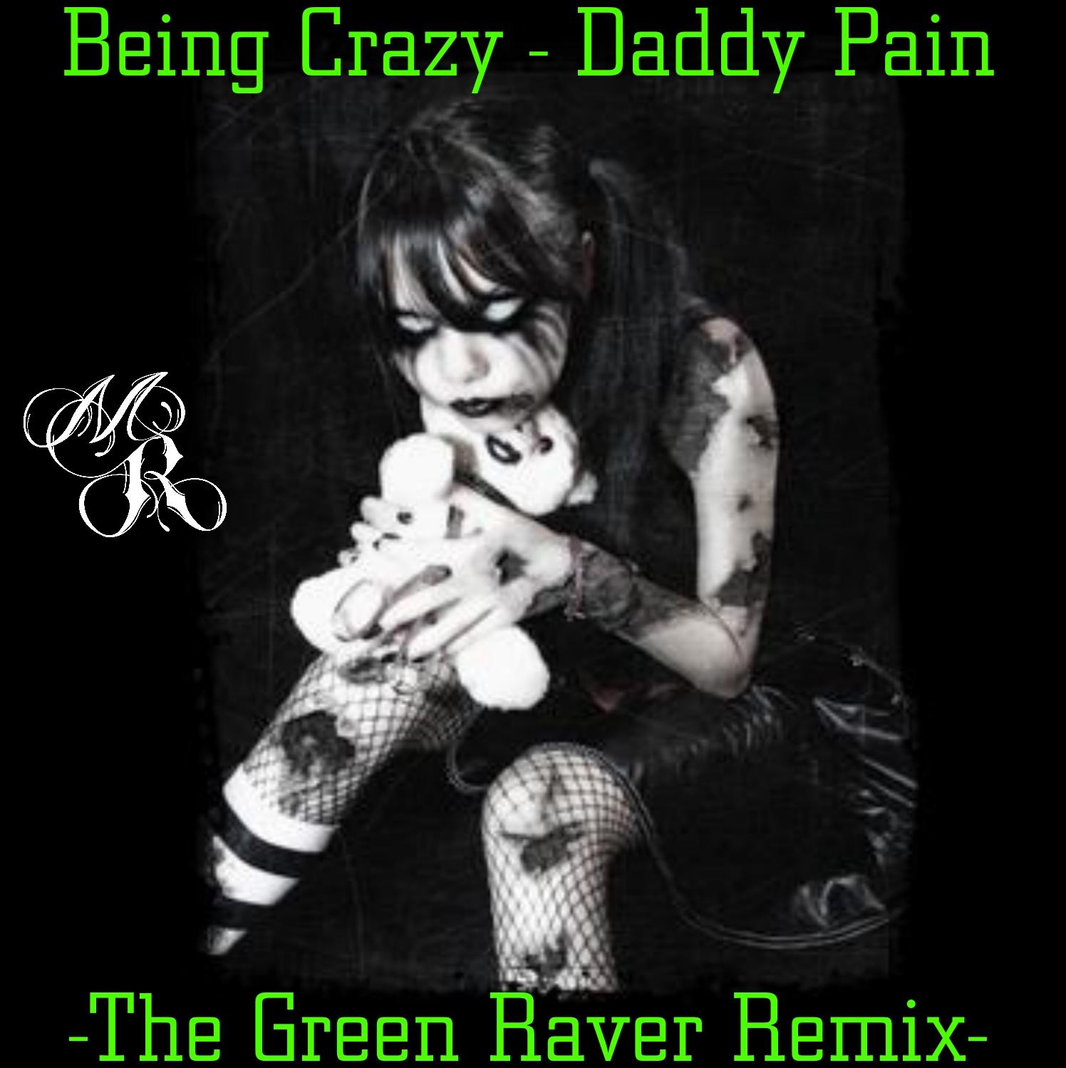 "Roman Velasco – ""Being Crazy (The Green Raver Remix)"""