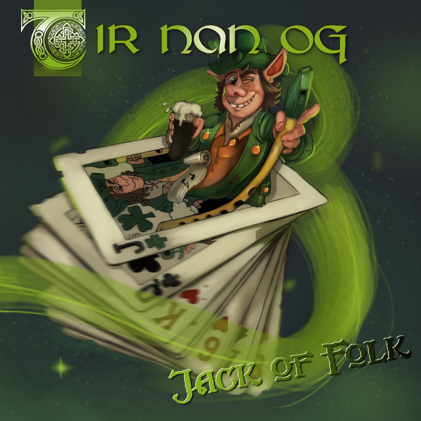 Tir Nan Og – Jack Of Folk