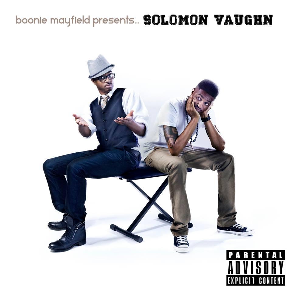 Solomon Vaughn – Boonie Mayfield Presents: Solomon Vaughn
