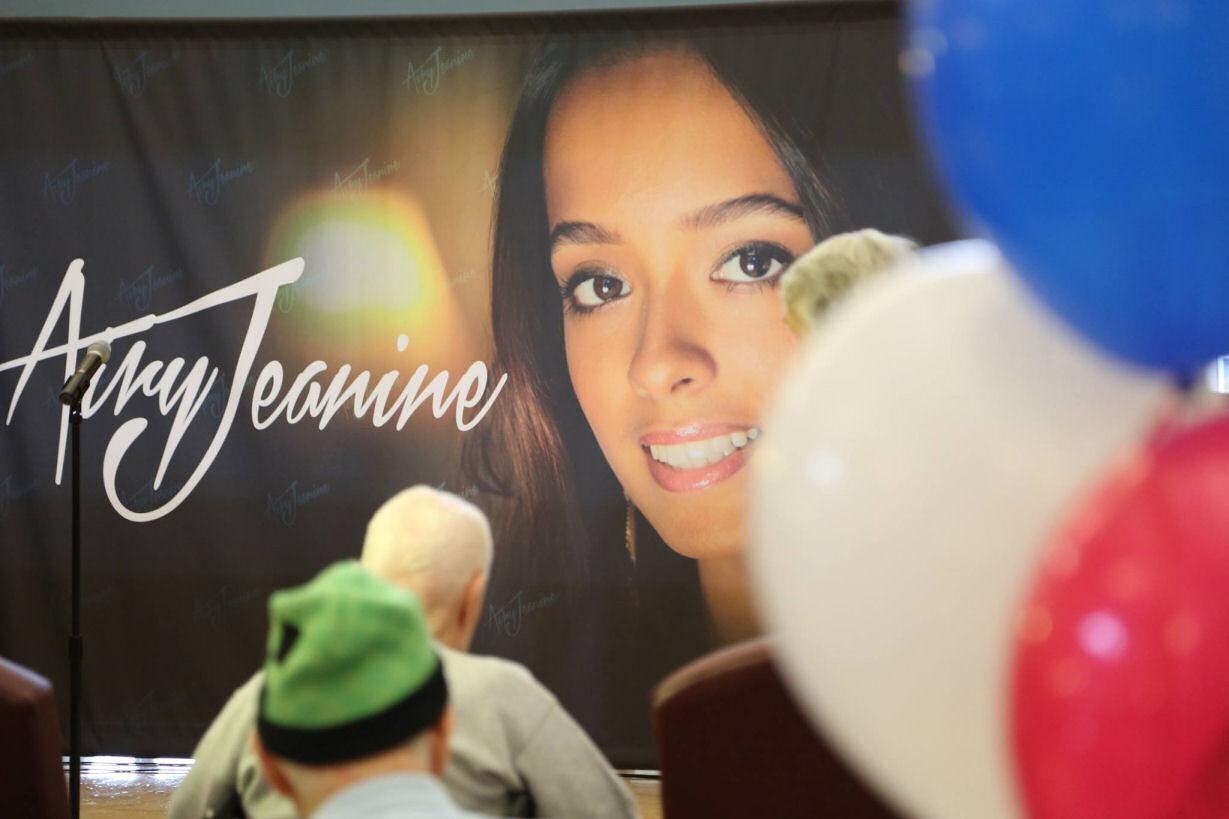 "Airy Jeanine – ""Mama's Girl"""