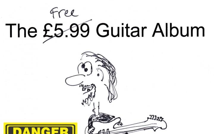 Elmo Karjalainen – The Free Guitar Album