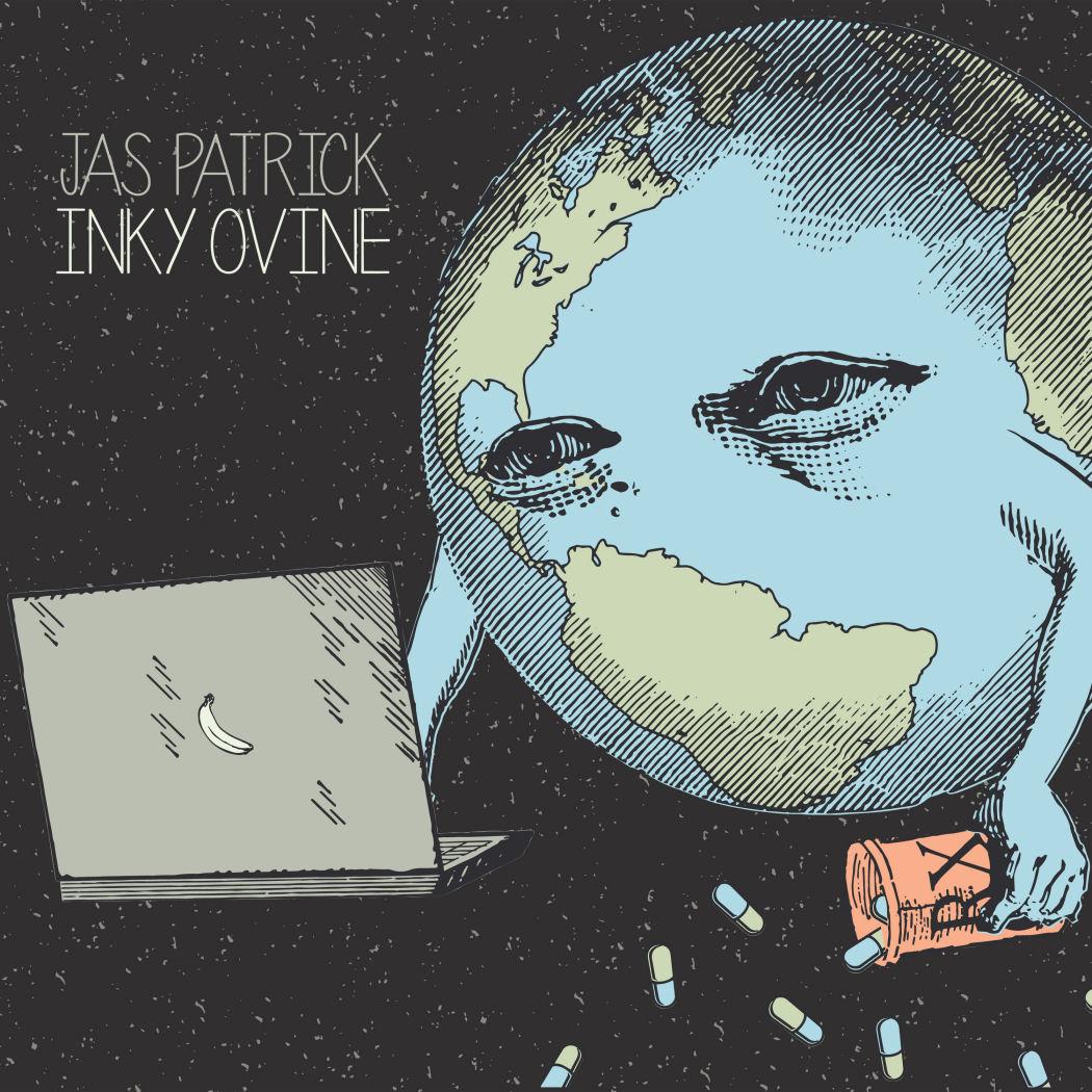 Jas Patrick – Inky Ovine