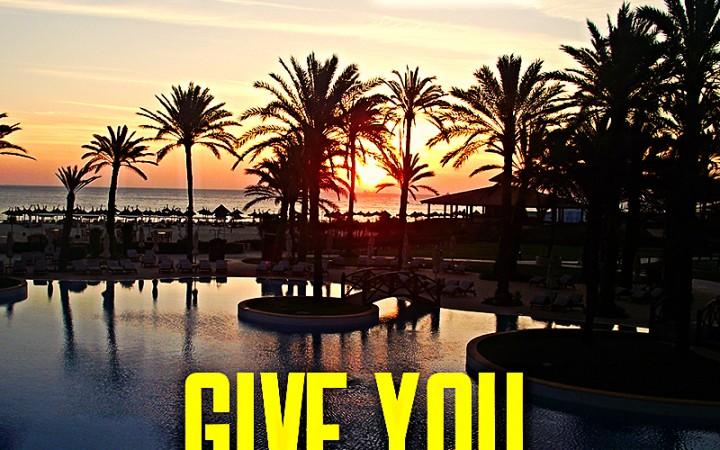 "Jake Aldridge – ""Give You The World"""