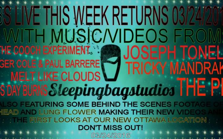 SBS Live This Week 047