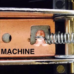 "Digital Escort – ""Machine"""