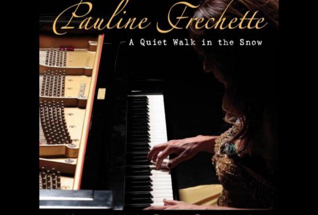 """Pauline Frechette – """"A Quiet Walk In The Snow"""""""