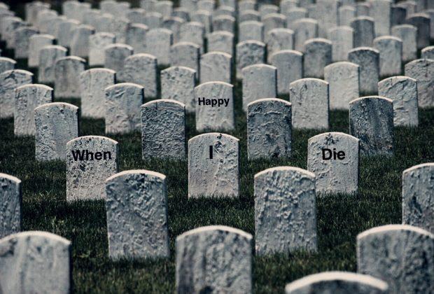 "Digital Escort – ""Happy When I Die"""