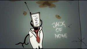 "Jack Of None – ""The Brainwashers"""