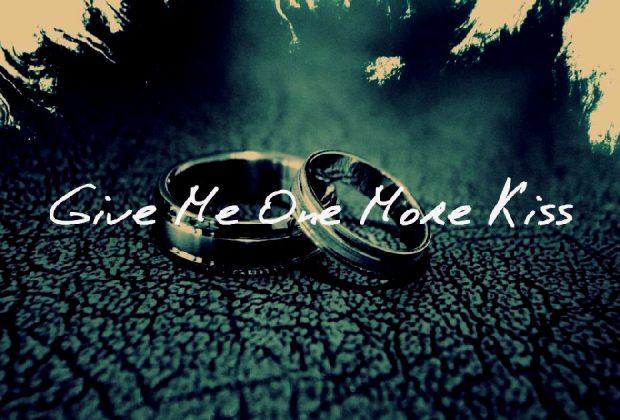 "Chris Davidson – ""Give Me One More Kiss"""