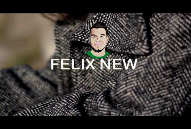 "Felix New - ""Smiling"""