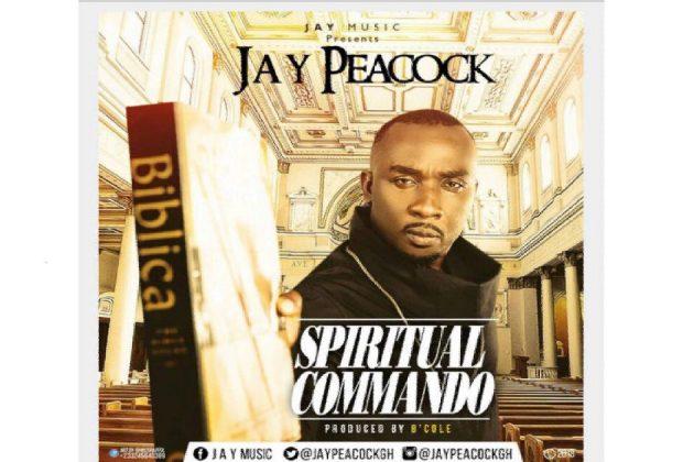 """Jay Peacock - """"Spiritual Commando"""""""