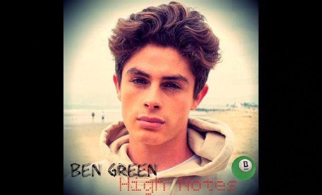 "Ben Green – ""High Notes"""