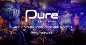 Pure AV – Audio Visual Rentals Toronto