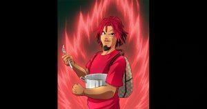 "Hollywood Da Chef - ""Kitchen Kabinet"""