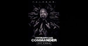 "Falckun - ""The Microphone Commander"""