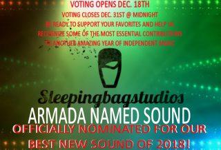 SBS Best New Sound 2018 – Armada Named Sound