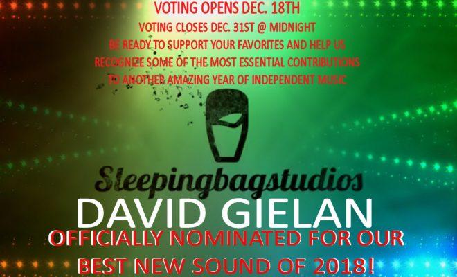 SBS Best New Sound 2018 – David Gielan
