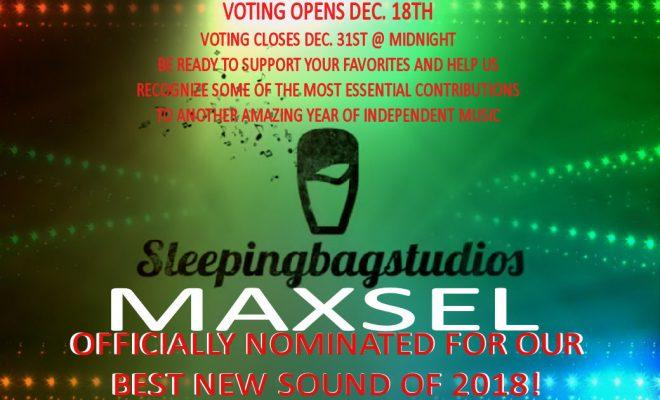 SBS Best New Sound 2018 – Maxsel