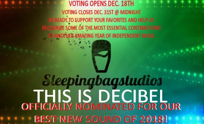 Best New Sound 2018 – This Is Decibel
