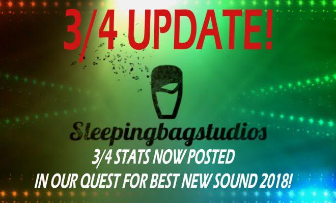 SBS Best New Sound 2018 3/4 Update!