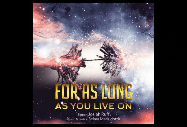 """Selma Mariudottir – """"For As Long As You Live On"""" Featuring Josiah Ruff"""