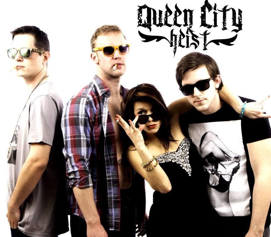 Queen City Heist
