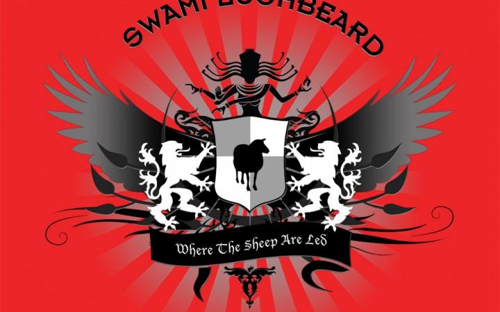 "Swami Lushbeard - ""Where The Sheep Are Led"""