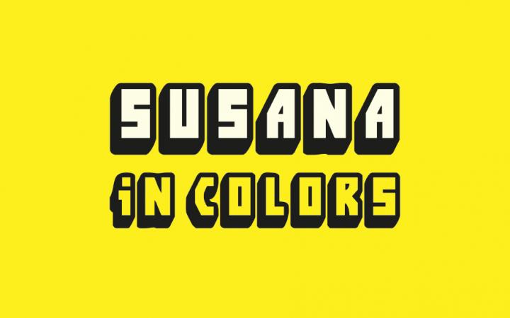 "Susana In Colors - ""Original"""