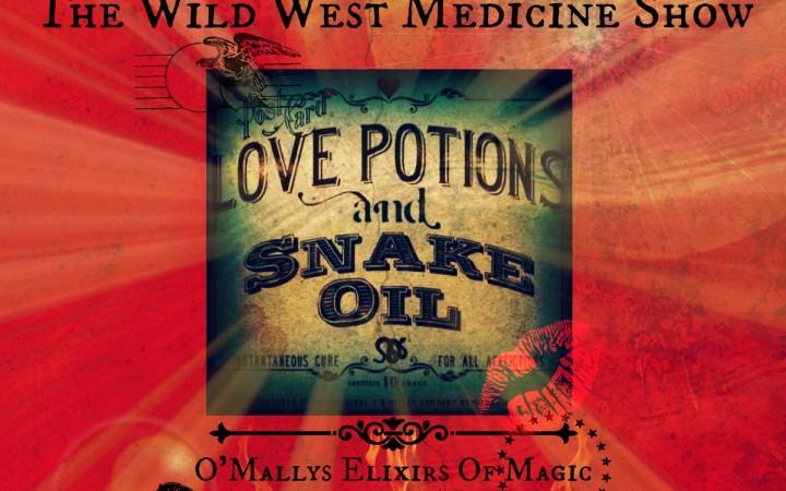 Kally O'Mally – The Wild West Medicine Show