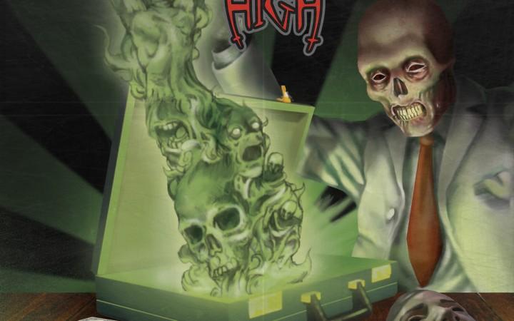Gravedale High – Aux Morts