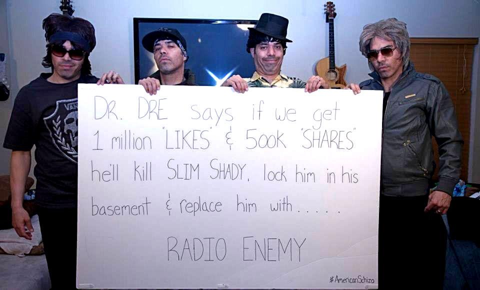 Radio Enemy