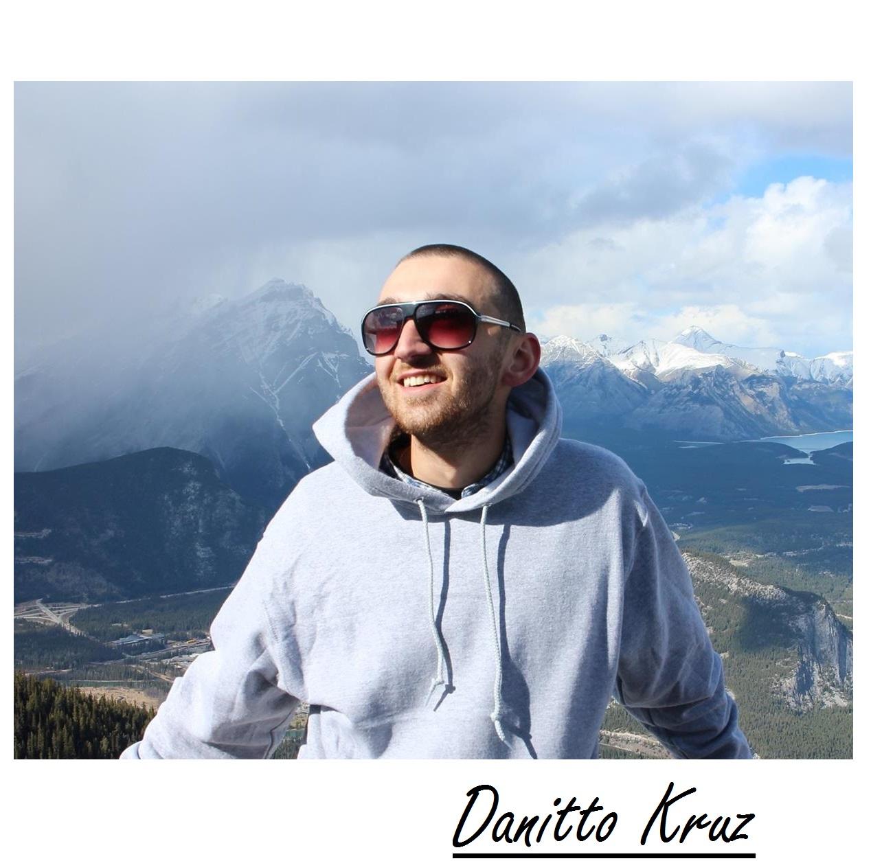 "Danitto Kruz – ""Temptation"" Feat. Santiago Cercavins"