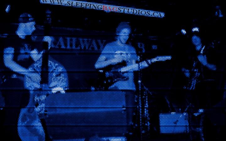 0058 - Kyle Truelove & The Heavy Hearts (Live @ The Railway Club 2013)