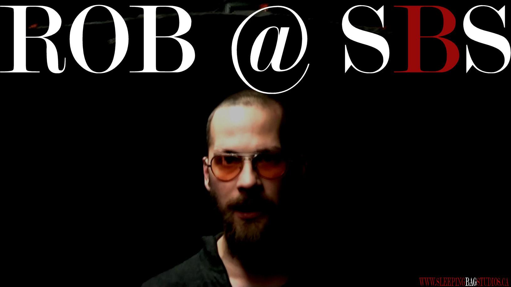 0013 – Rob @ SBS