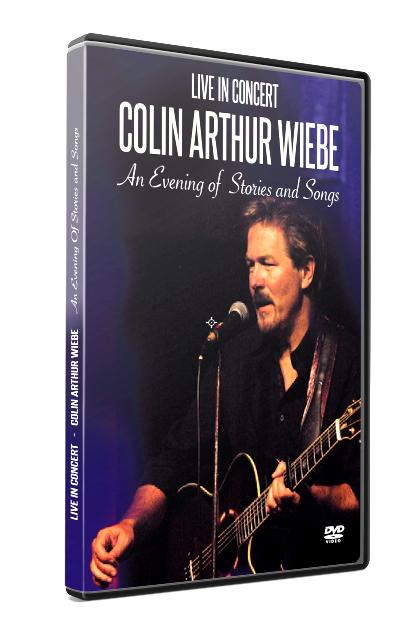 Colin Arthur Wiebe