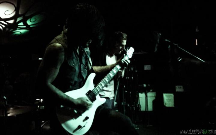 0073 - Fey (Live @ The Backstage Lounge 2014)