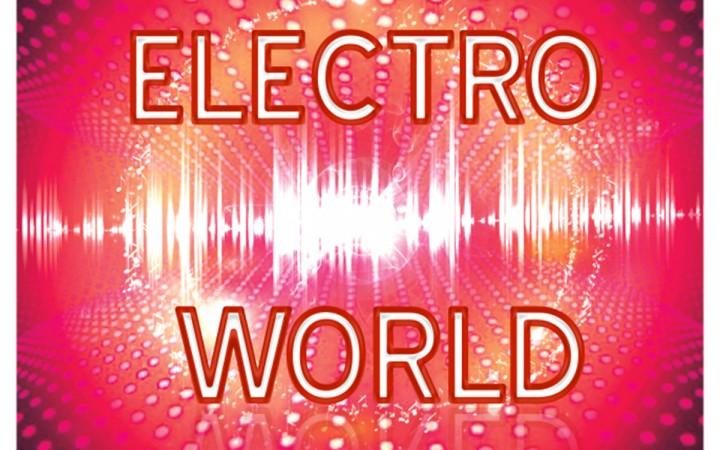 """Mario Petrix – """"Electro World"""""""