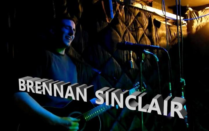 "Brennan Sinclair - ""The Middle"" (Live @ SBS 2016)"
