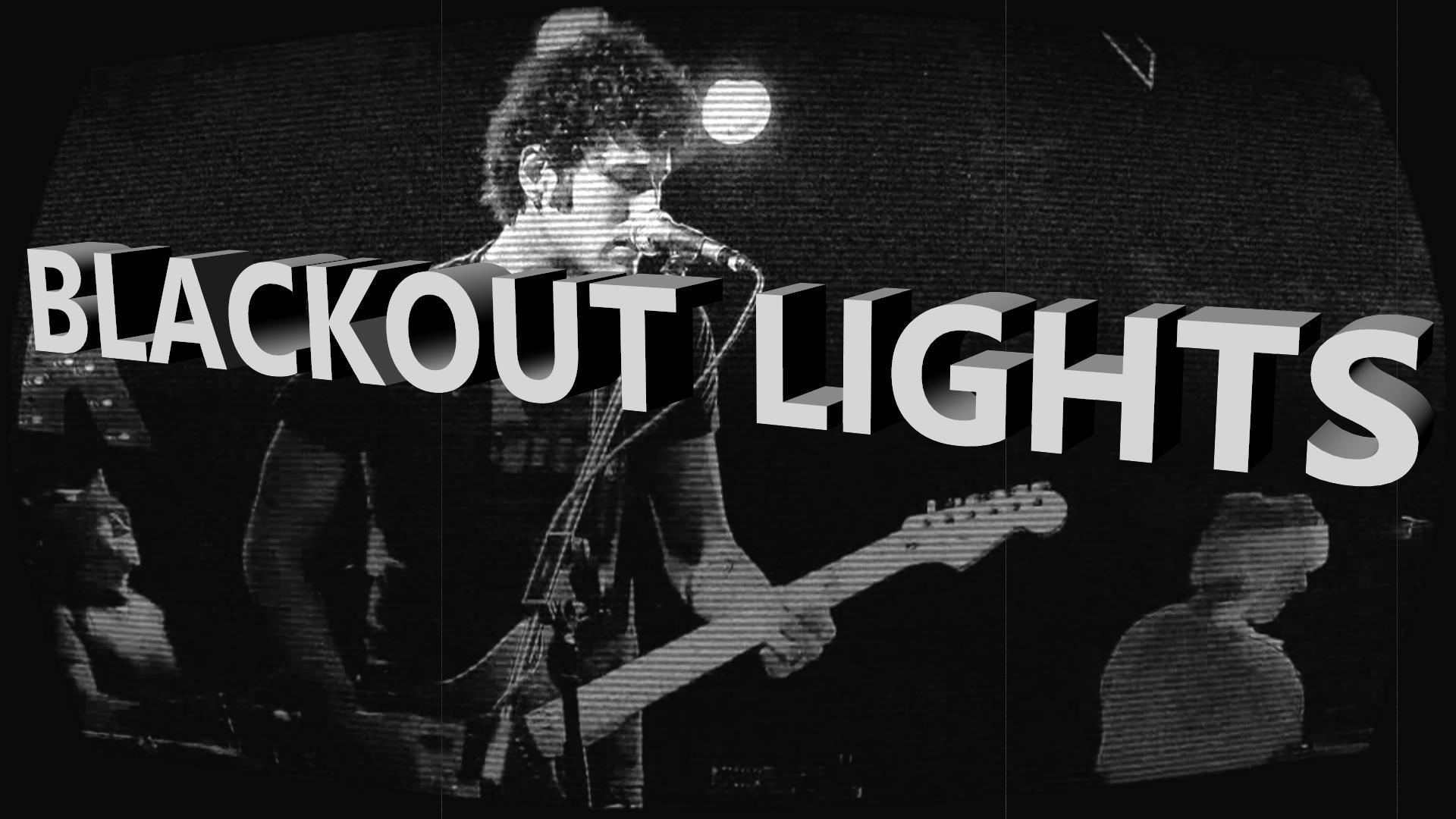 "Blackout Lights - ""Golden Ticket"" (Live @ Joe's Apartment 2014)"