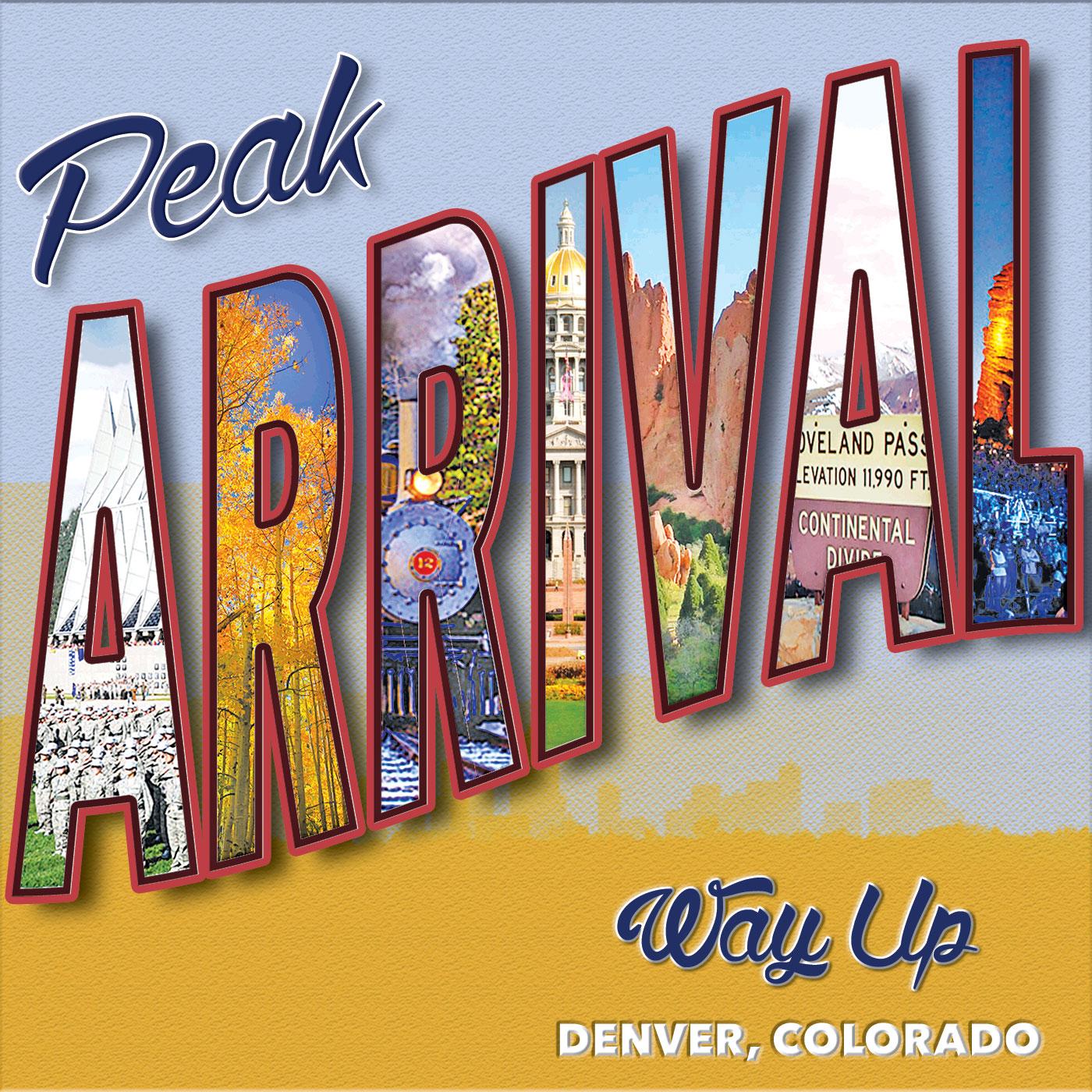 Peak Arrival – Way Up