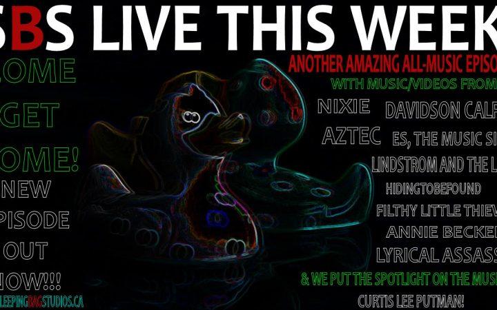 SBS Live This Week 051