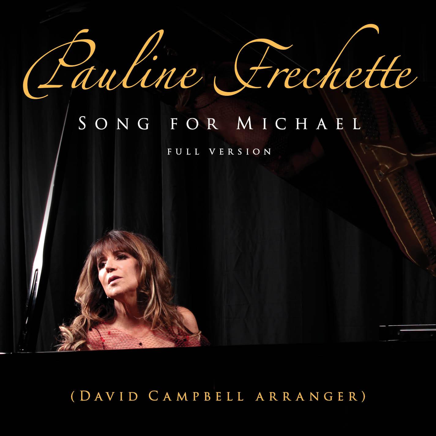 """Pauline Frechette – """"Song For Michael"""""""