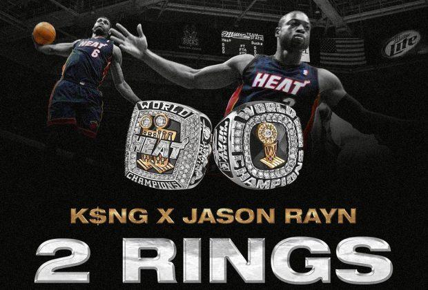 K$NG X Jason Rayn – 2 Rings