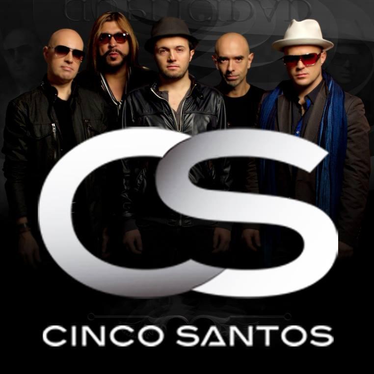 "Cinco Santos – ""Un Poco De Ti"""
