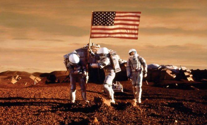 Black Astronaut – Life On Mars