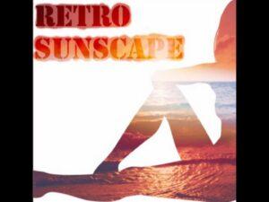 "Digital Escort – ""Retro Sunscape"""